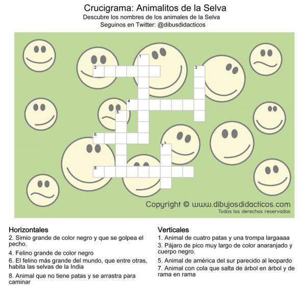 Vorschlagen Kreuzworträtsel