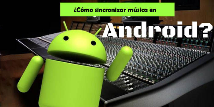 Musik Synchronisieren Android