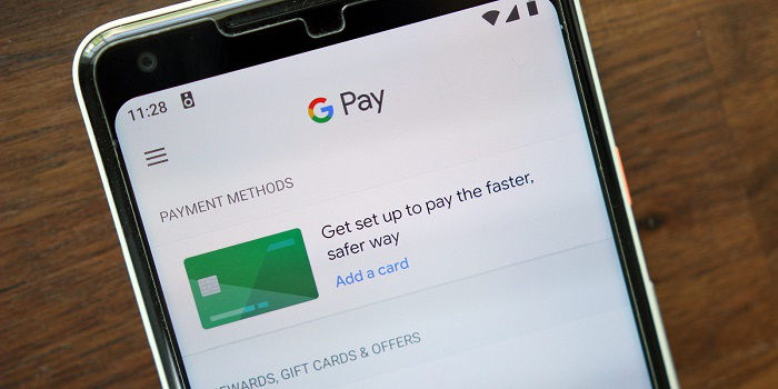 Google Payments-Konto